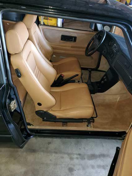 Saab restoration