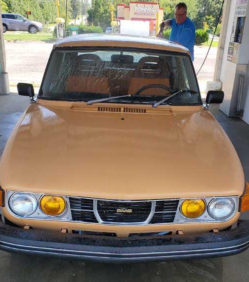 special edition Saab service